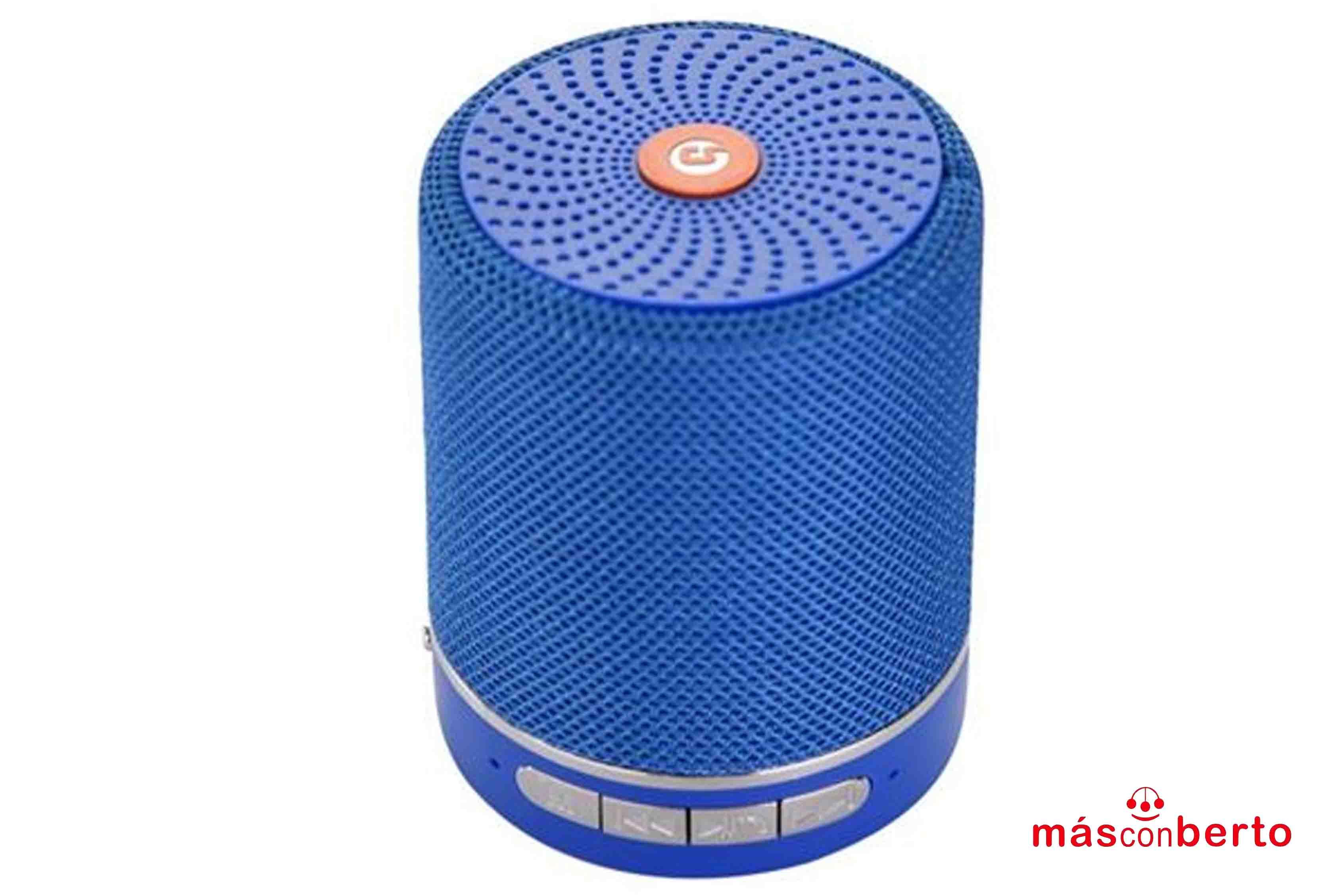 Altavoz Bluetooth XXS Azul...