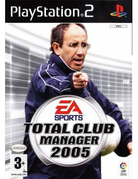 Juego PS2 Total Club...