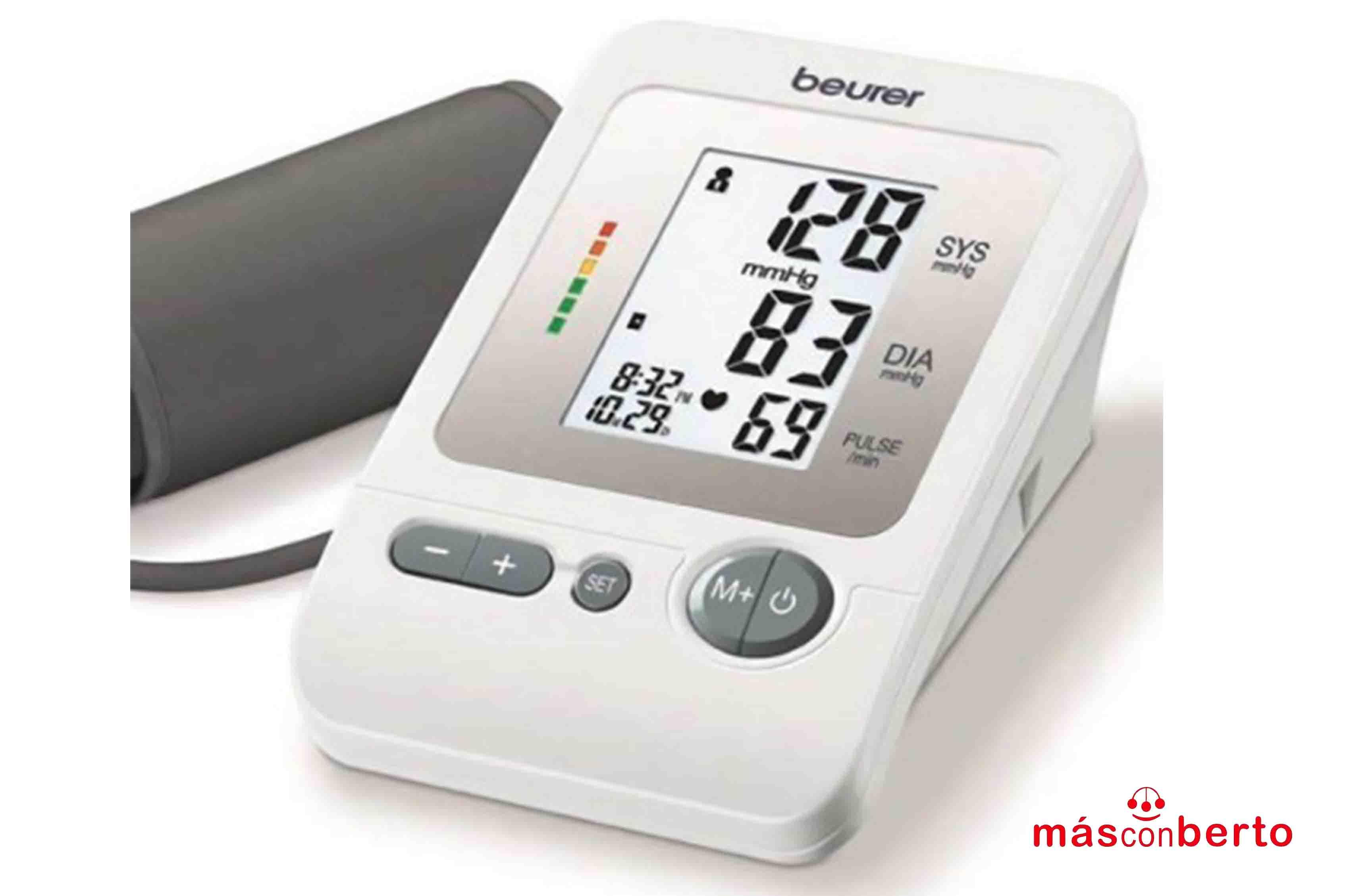 Tensiómetro de brazo BM26