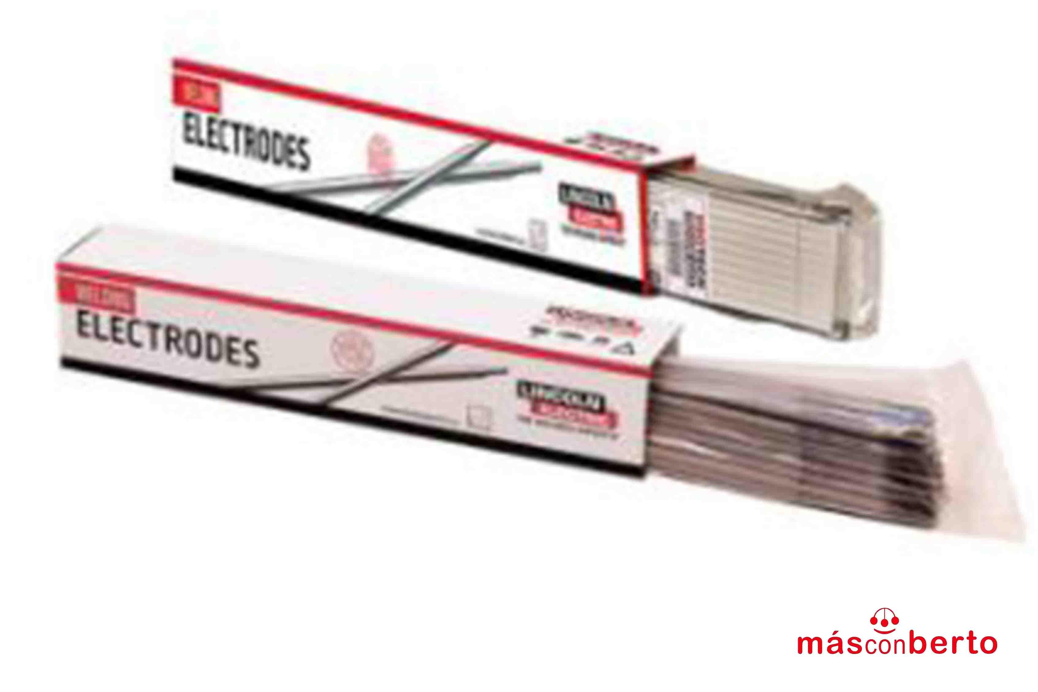 Caja electrodos Lincoln 250...