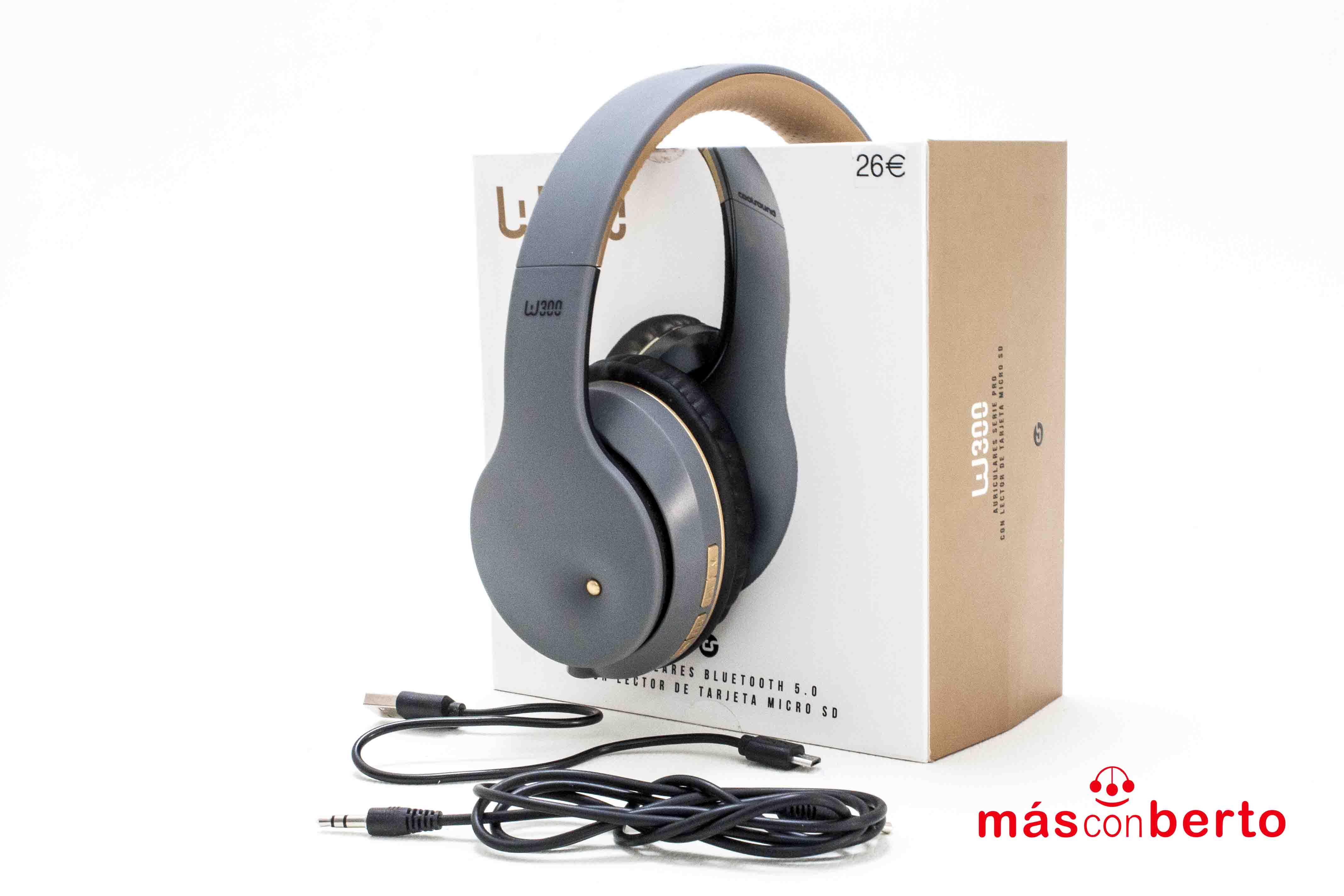 Auricular serie Pro W300...