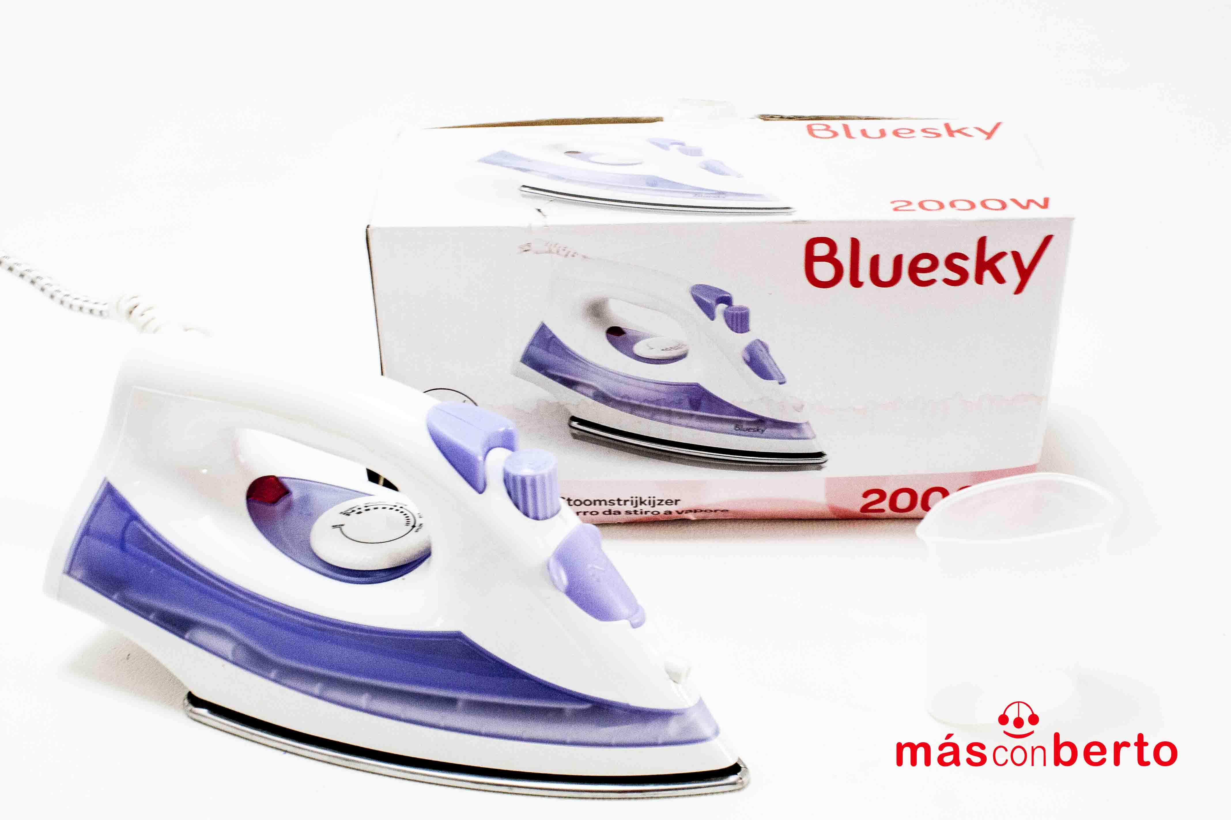 Plancha Bluesky 2000w...