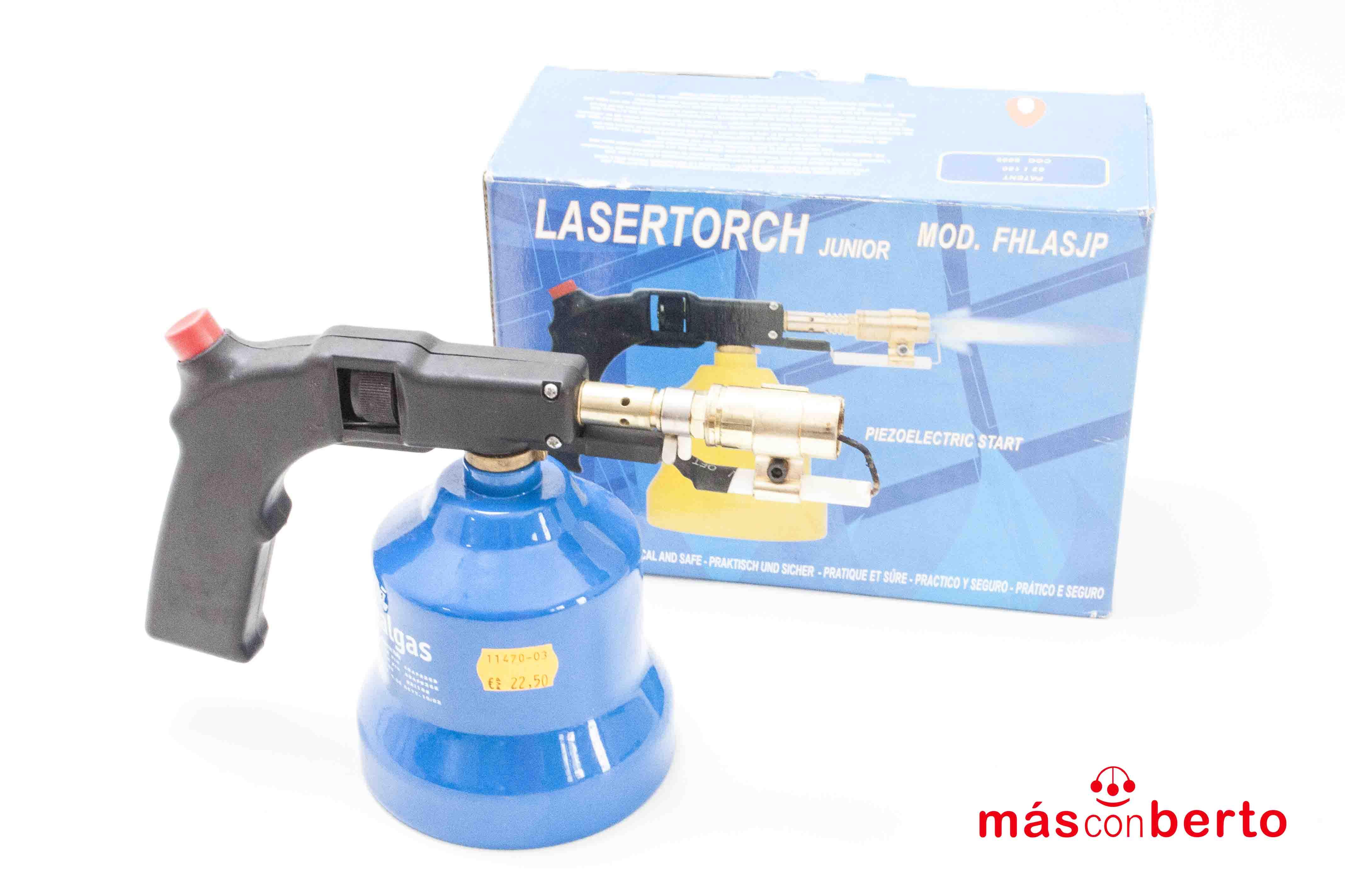 Soplete Lasertorch Junior...