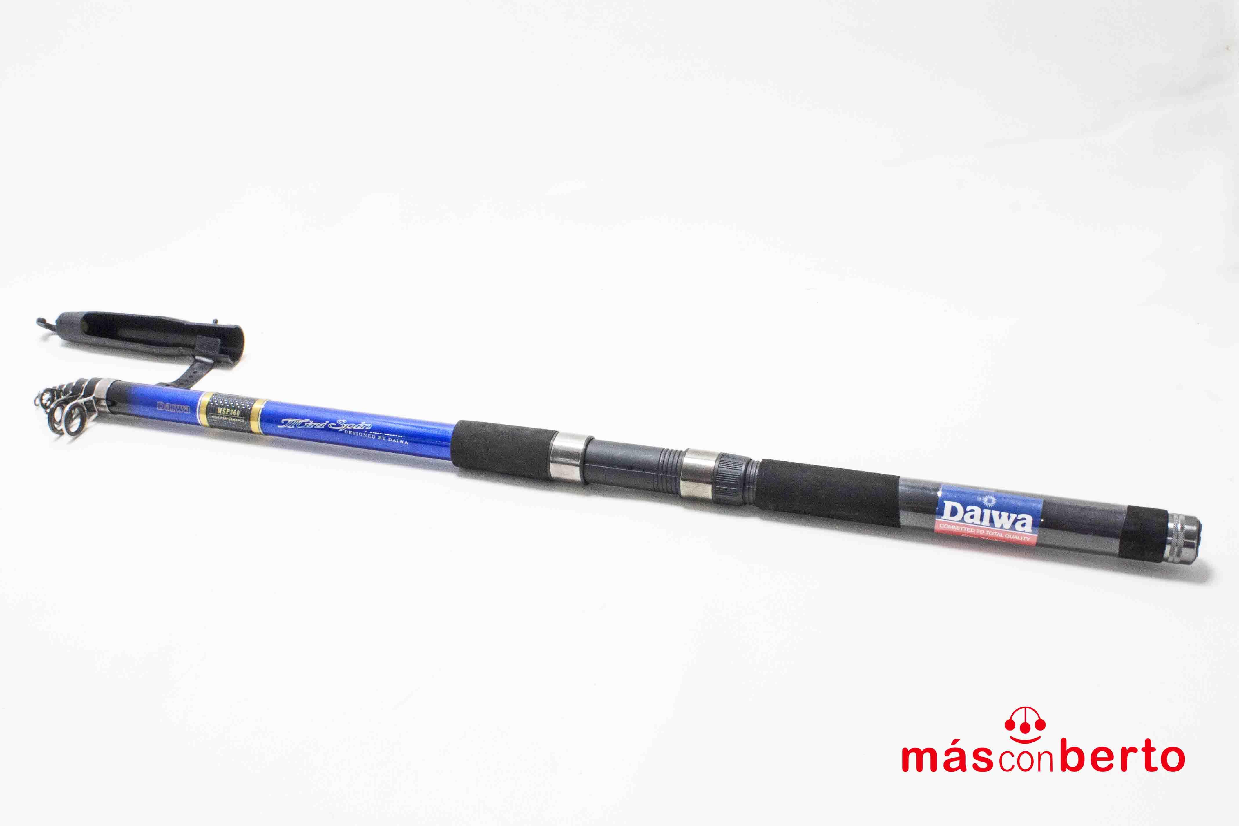 Caña Daiwa MSP 300 Azul