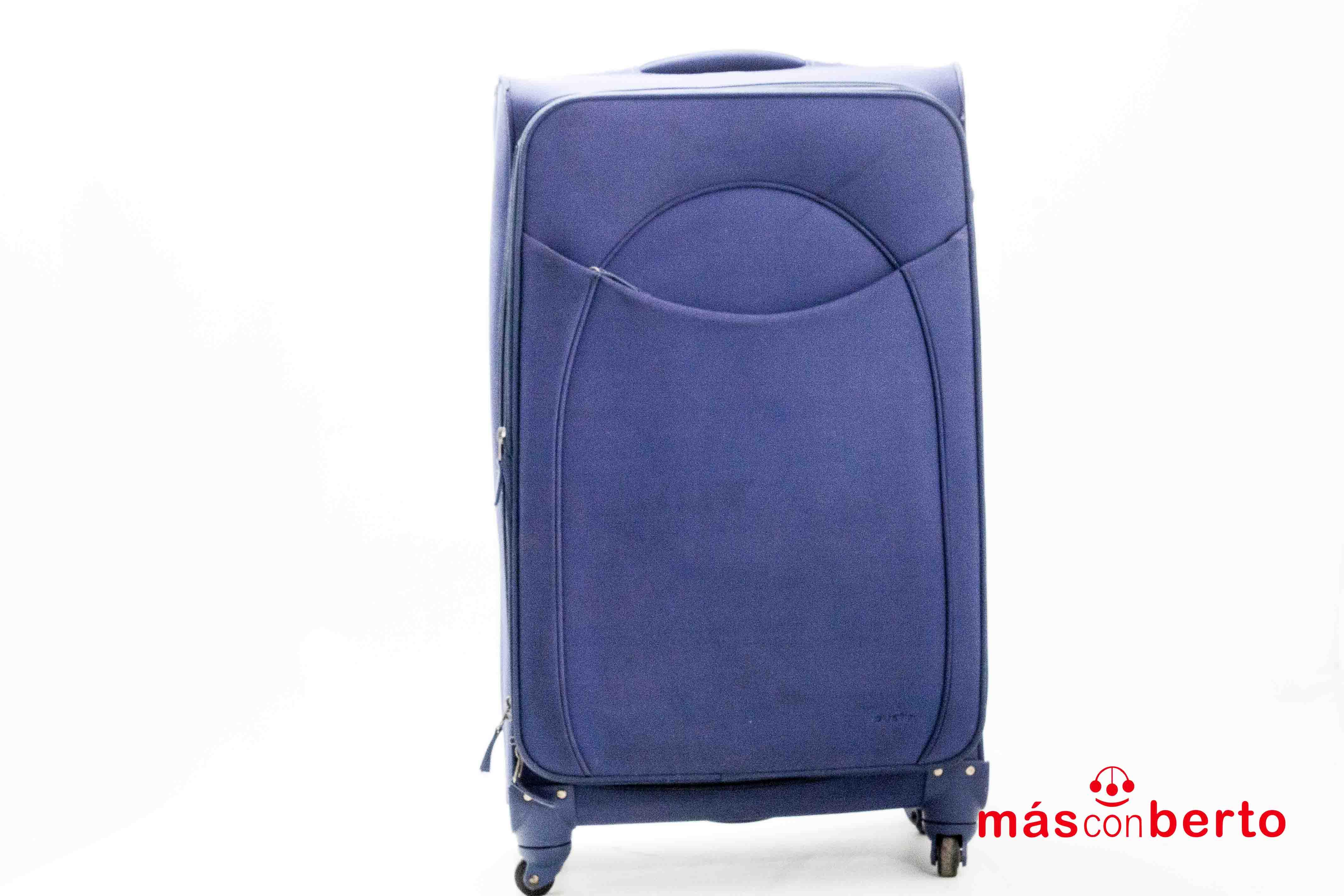 Maleta de viaje Azul 74x46cm