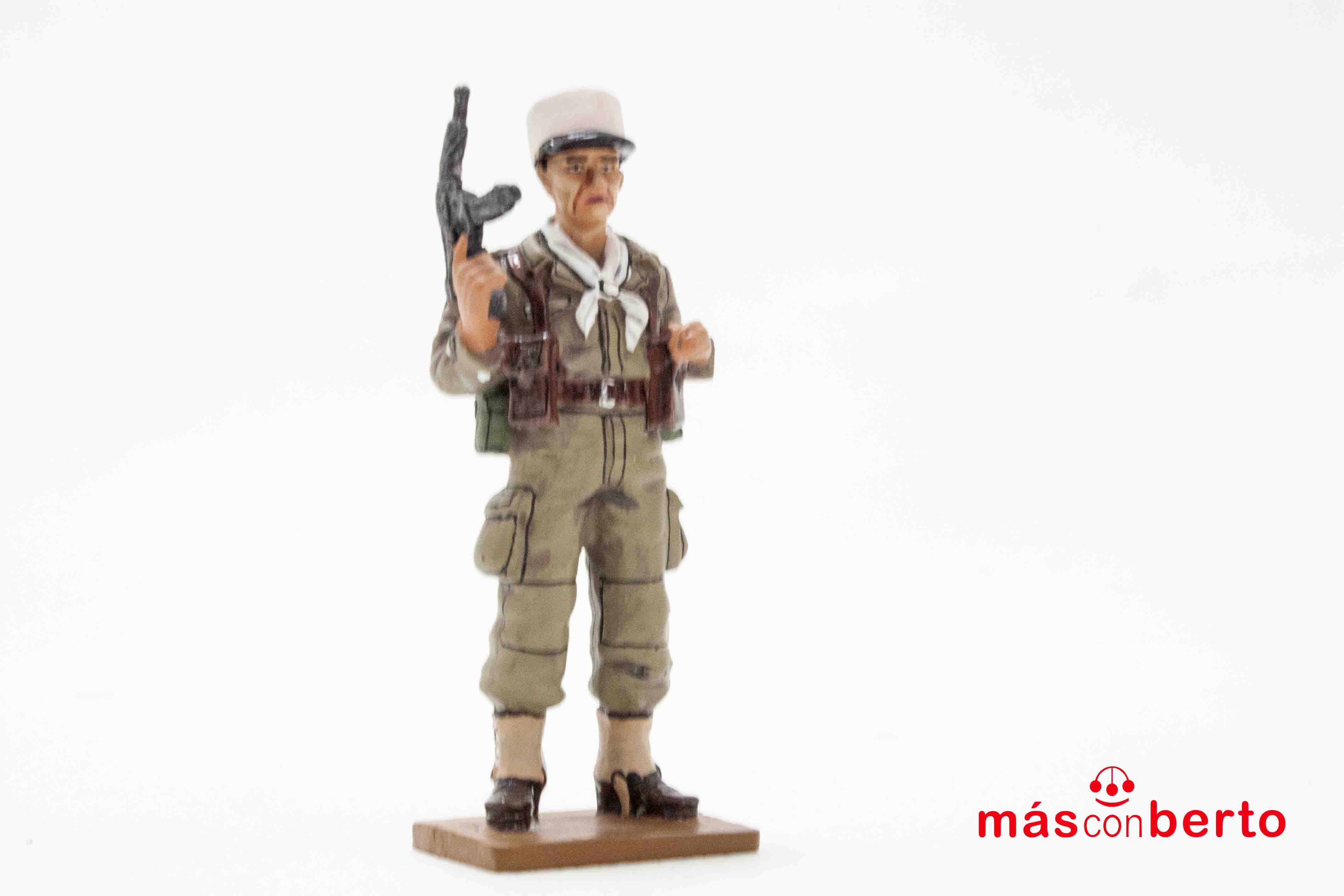 Figura soldado Francia 1957