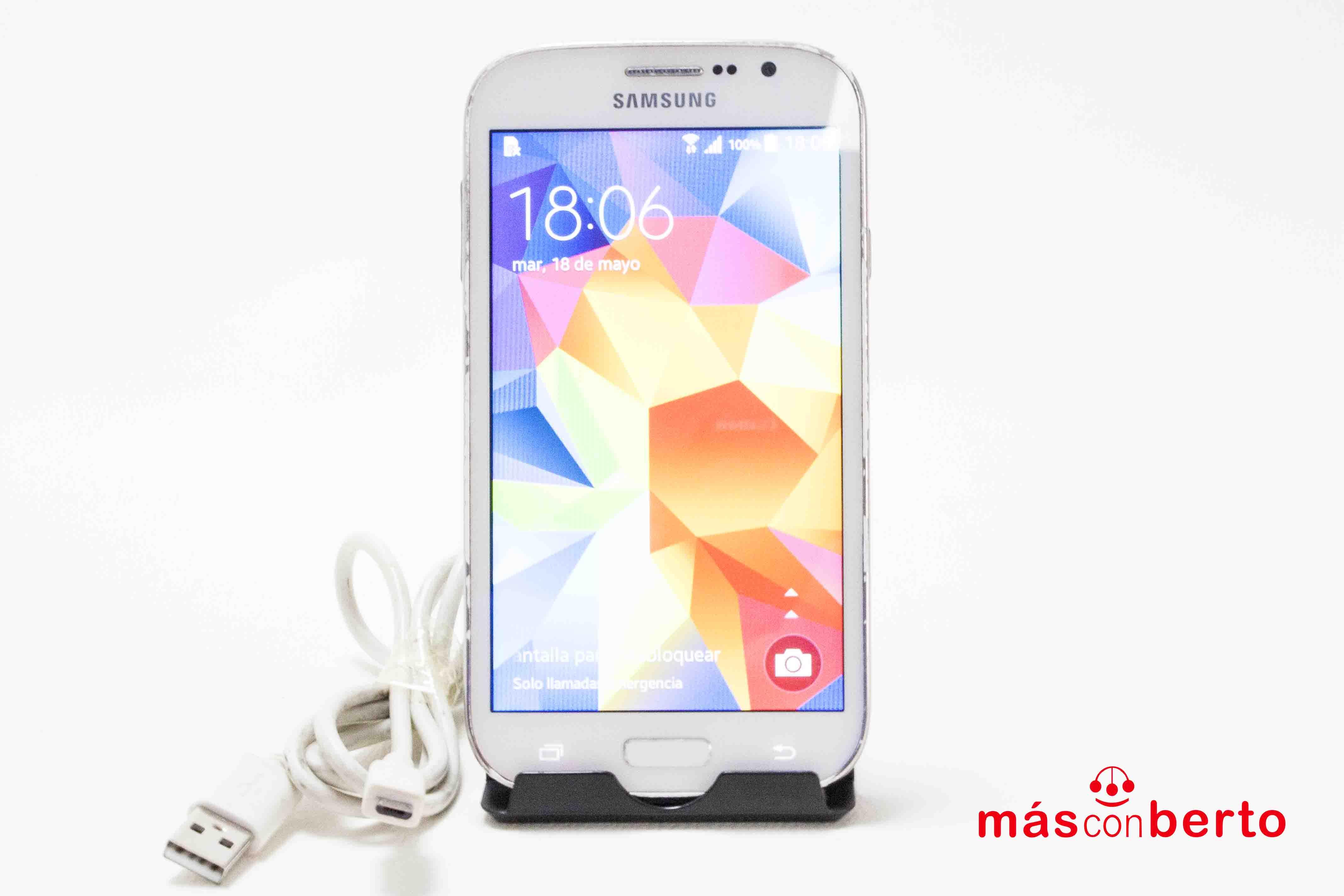 Móvil Samsung Galaxy Grand...