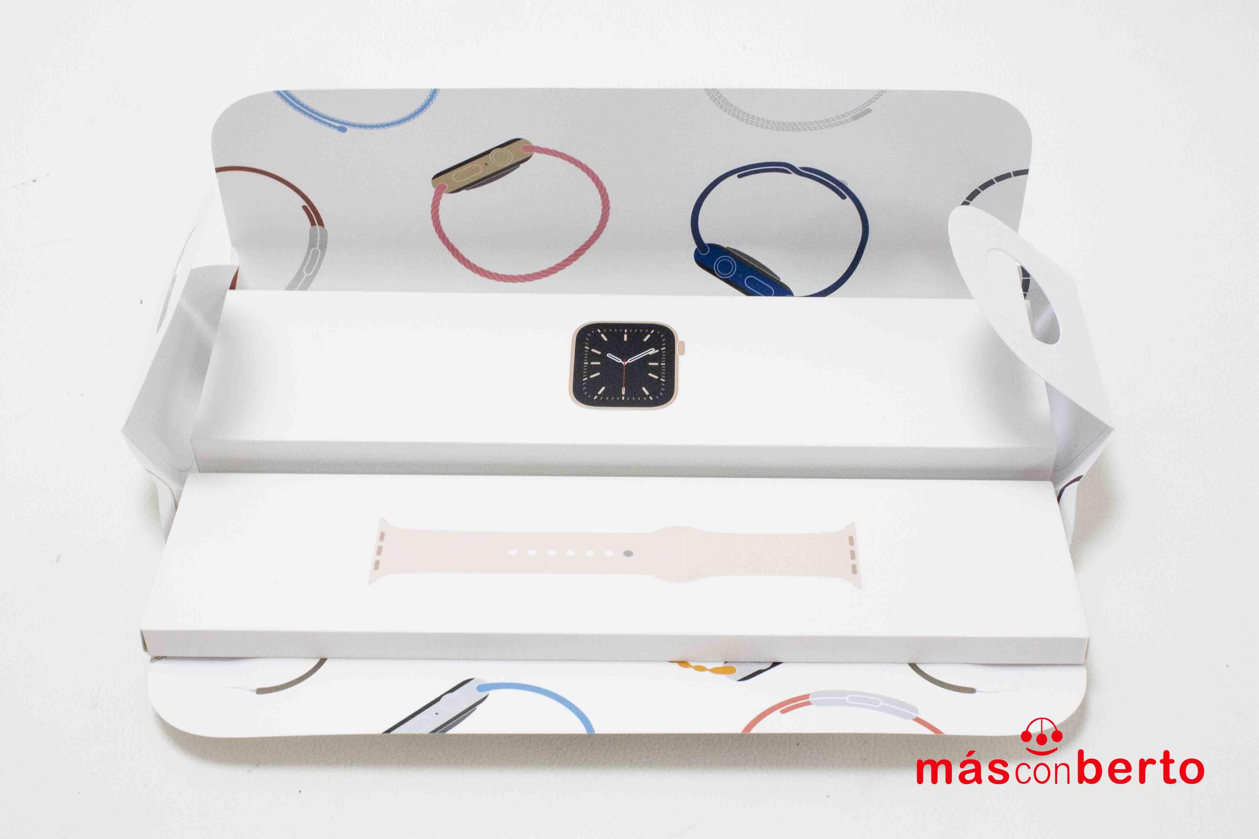 Apple Watch serie 6 MG123TY/A