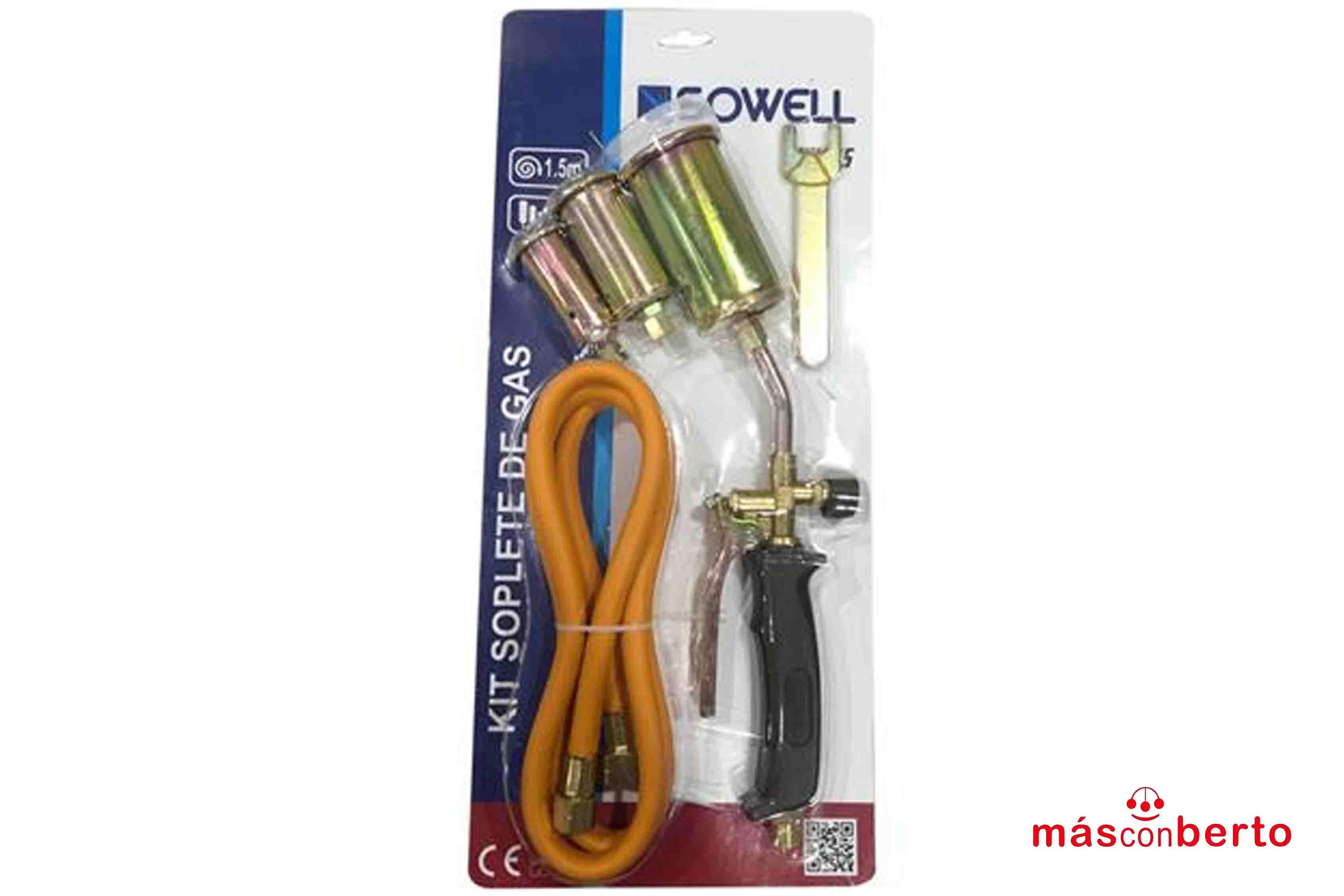 Kit Soplete de Gas SW1055