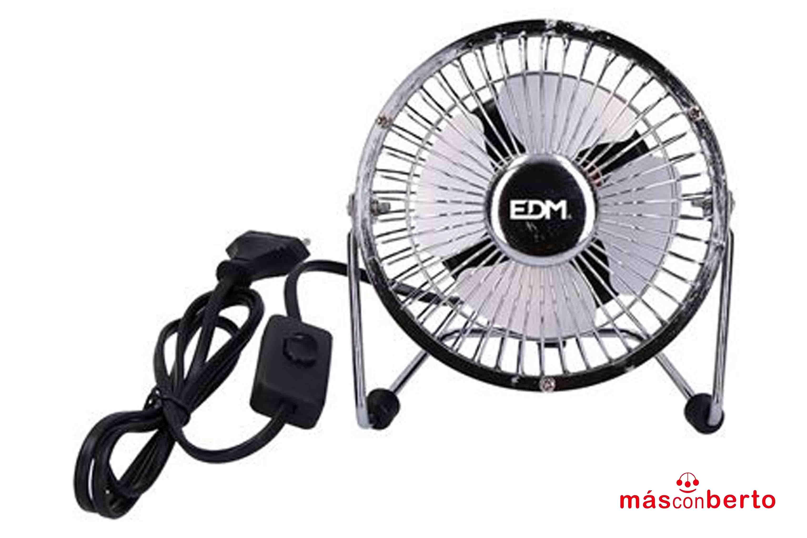 Mini ventilador de...