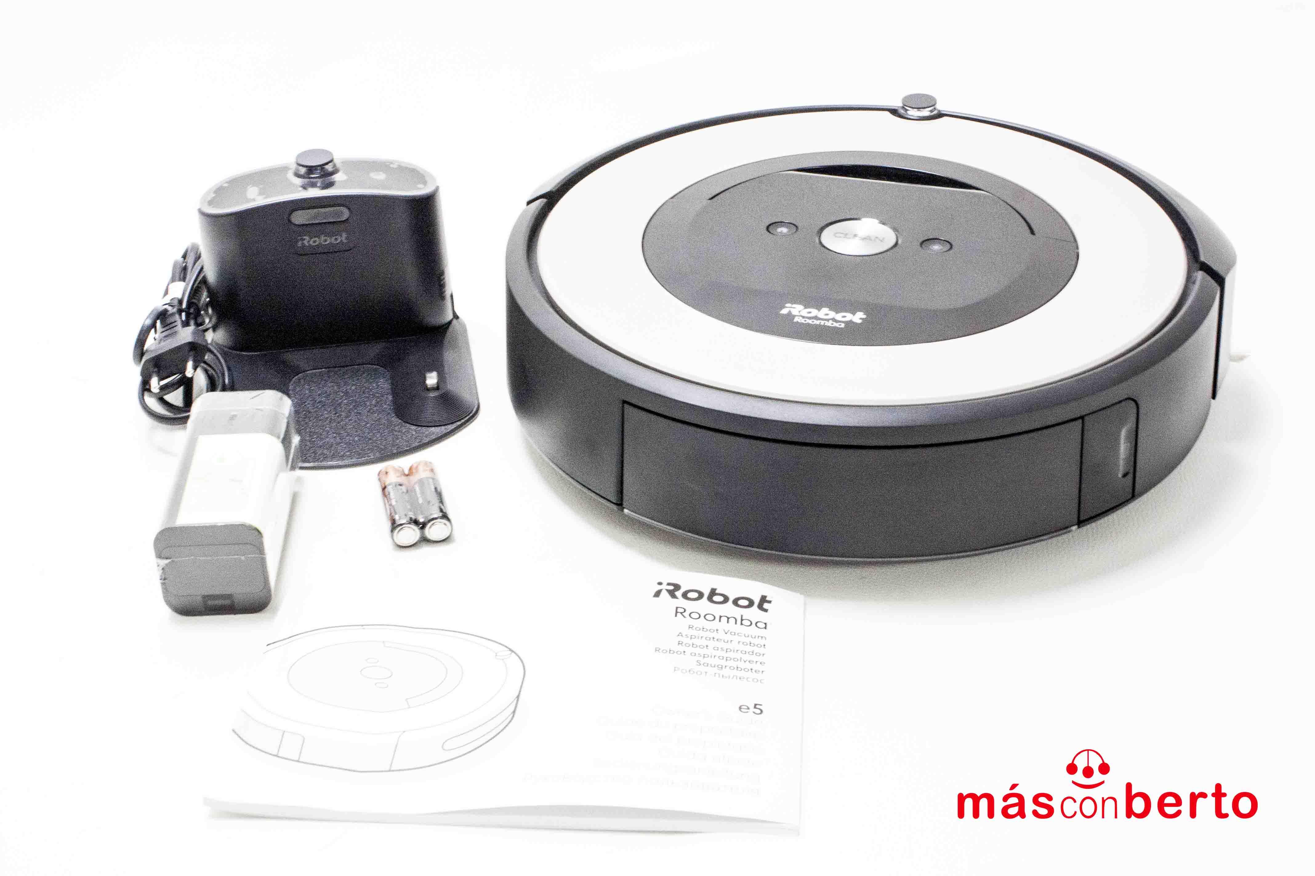 Aspiradora Roomba e5