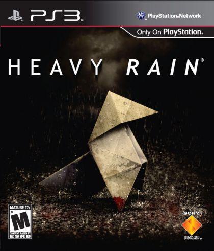 Juego PS3 Heavy Rain