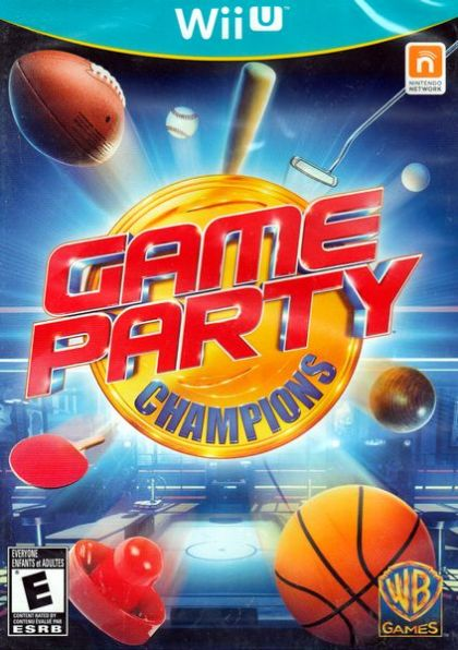 Juego Wii U Game Party...
