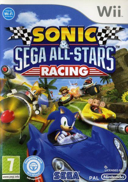 Juego Wii Sonic Sega All...