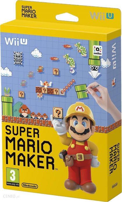Juego Wii U Super Mario Maker