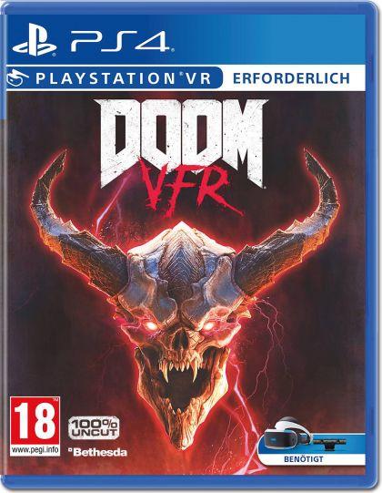 Juego PS4 Doom VFR