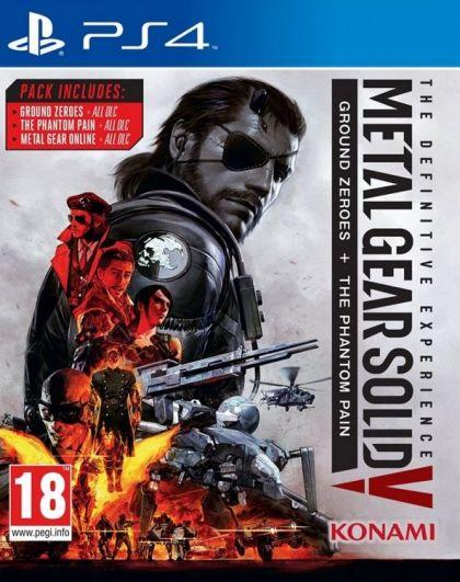 Juego PS4 Metal Gear Solid...