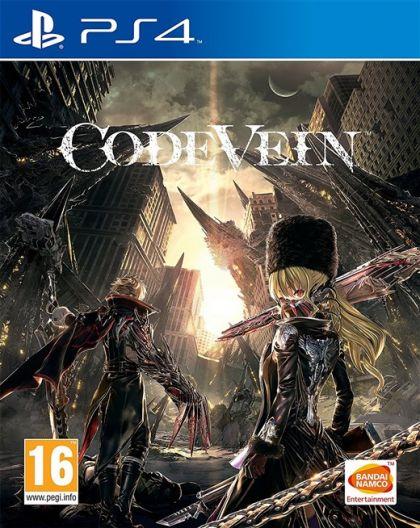Juego PS4 Code Vein