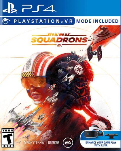 Juego PS4 Star Wars Squadons