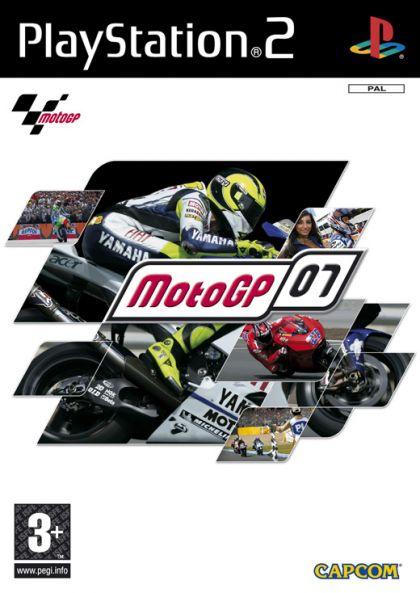 Juego PS2 Moto GP 07