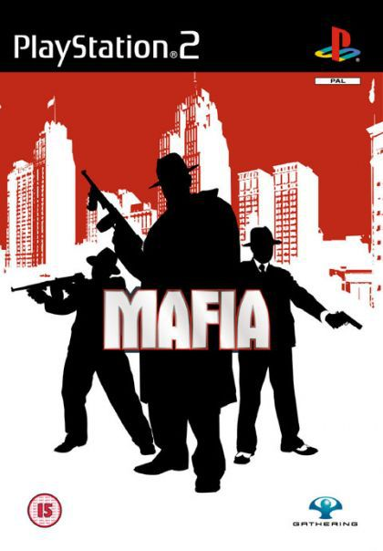 Juego PS2 Mafia