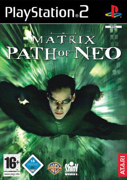 Juego PS2 The Matrix Path...