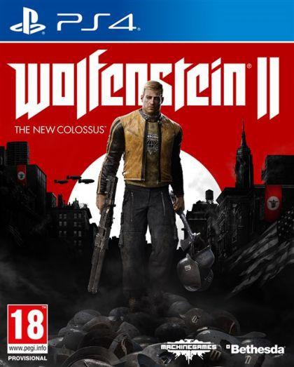Juego PS4 Wolfenstein II:...
