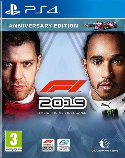 Juego PS4 F1 2019 -...