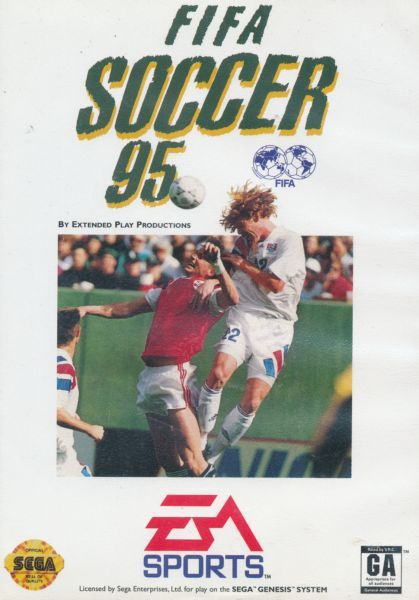 Juego Mega Drive Fifa...
