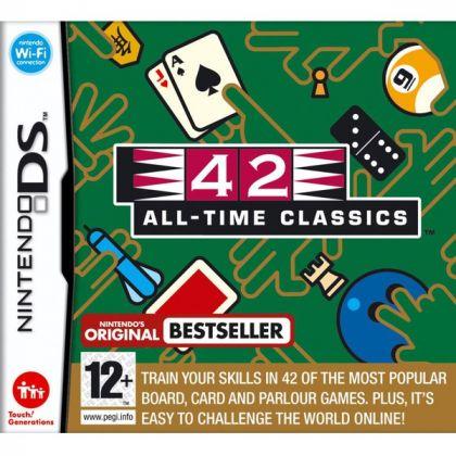 Juego Nintendo DS 42 Juegos...