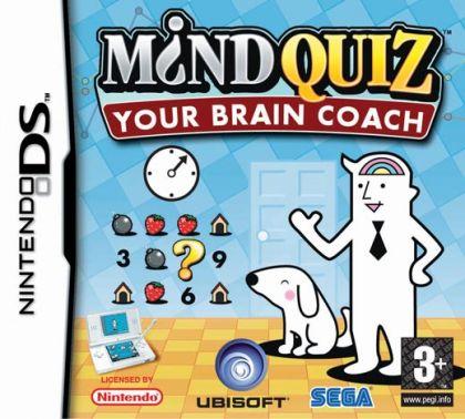 Juego Nintendo DS Mind Quiz