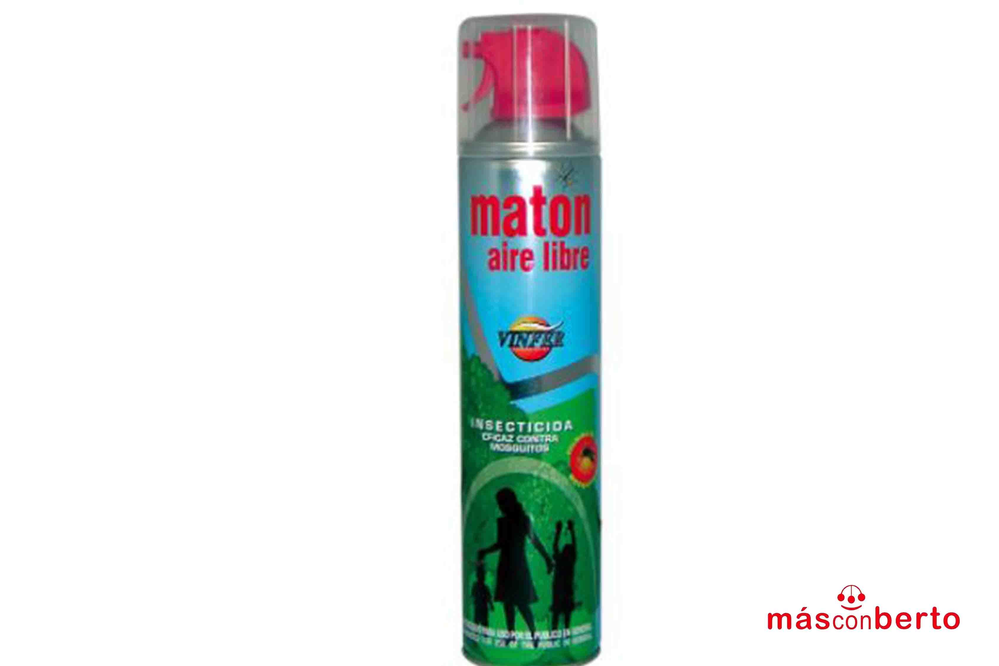 Insecticida Matón Aire...
