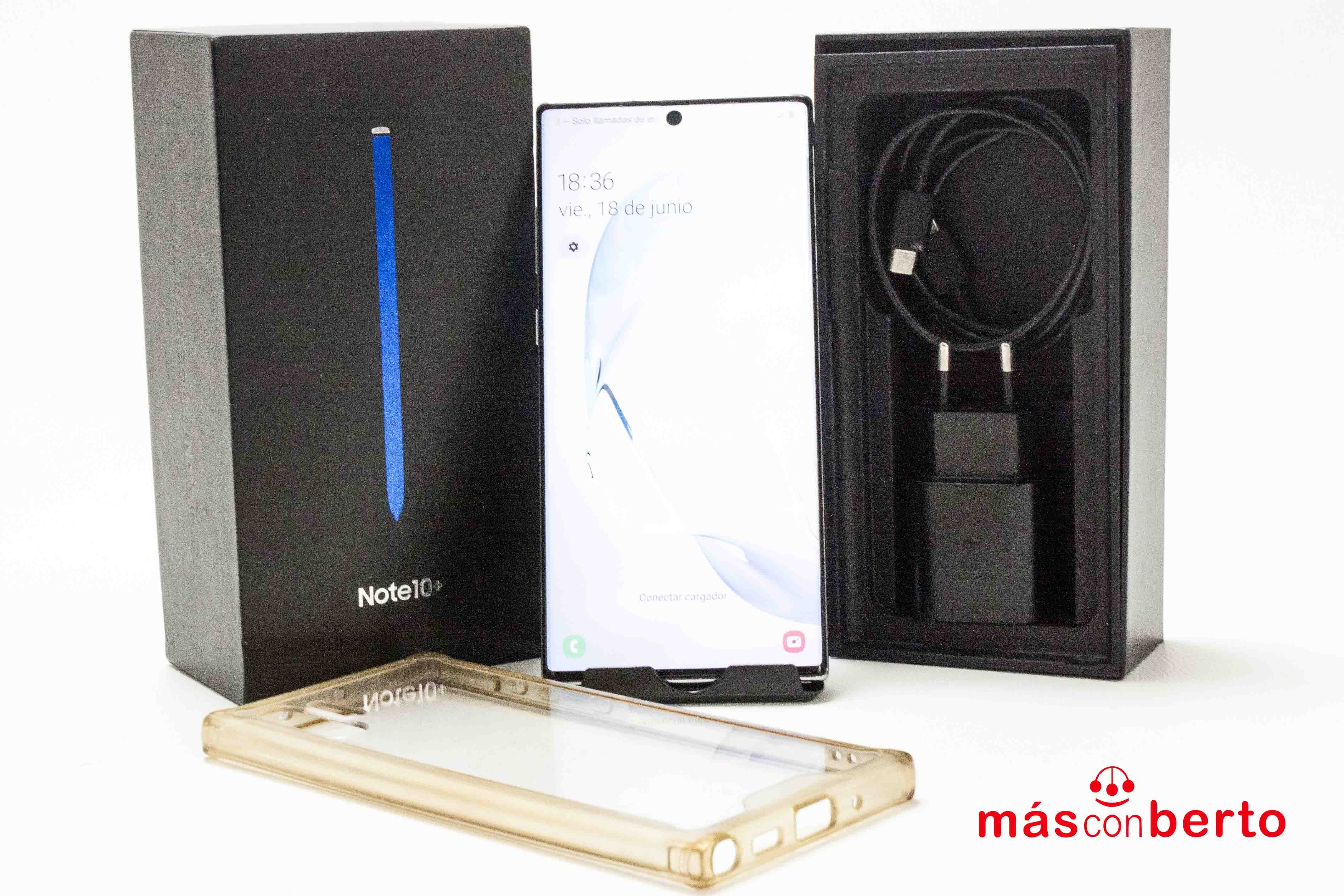 Móvil Samsung Note 10 Plus...