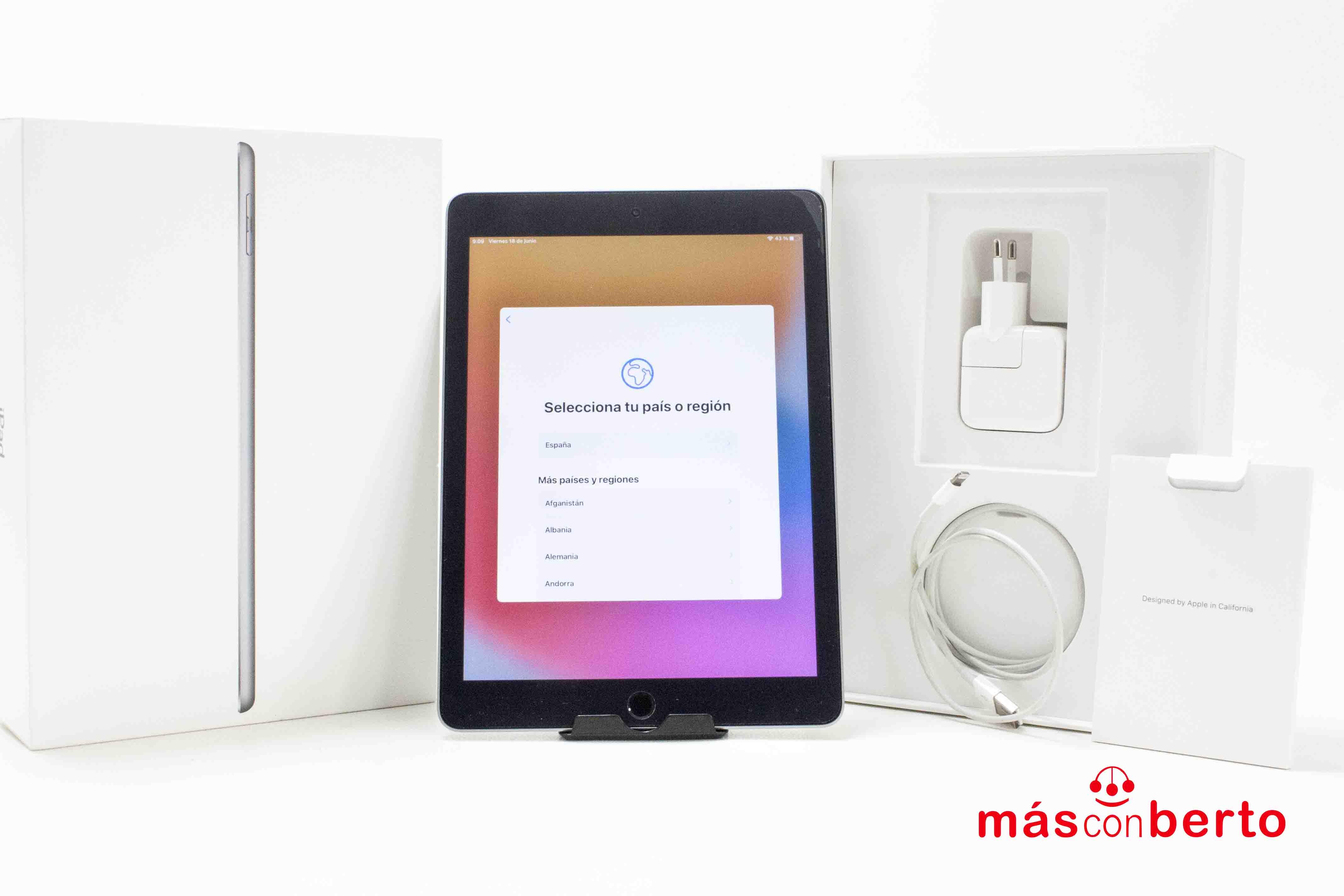 Tablet Apple Ipad 6th gen...