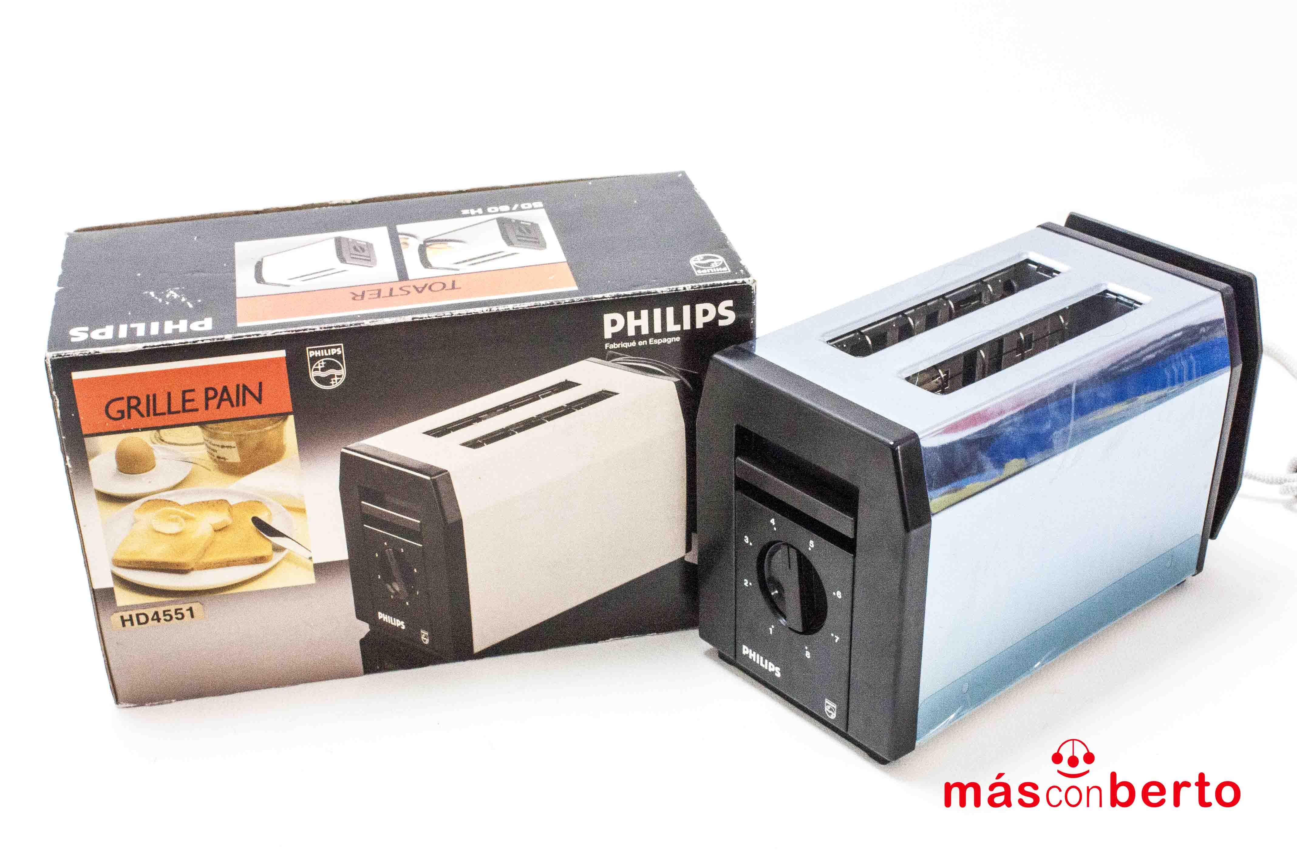 Tostadora Philips HD 4551