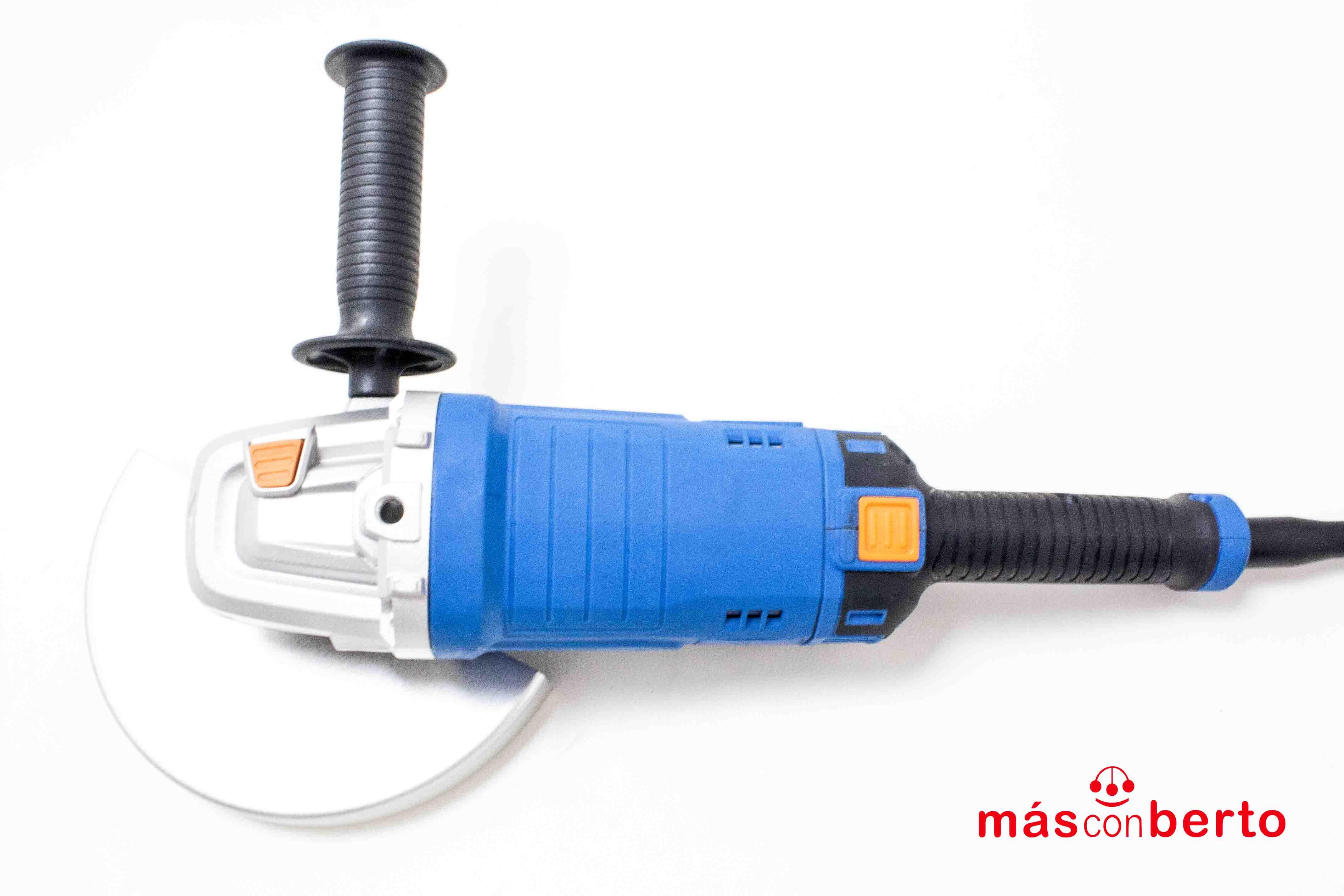Amoladora Dexter 230mm 2100W
