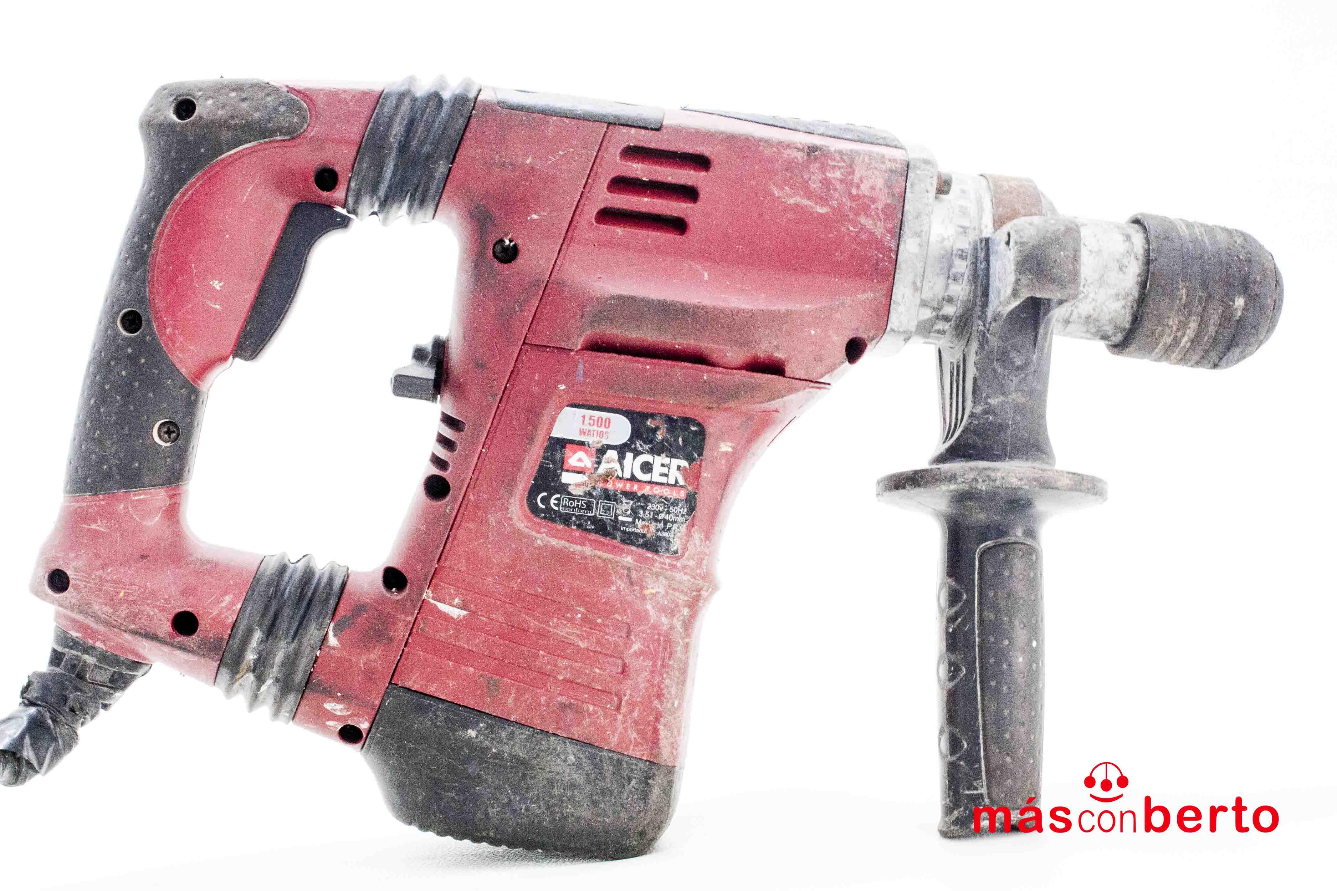 Martillo eléctrico AC1019...