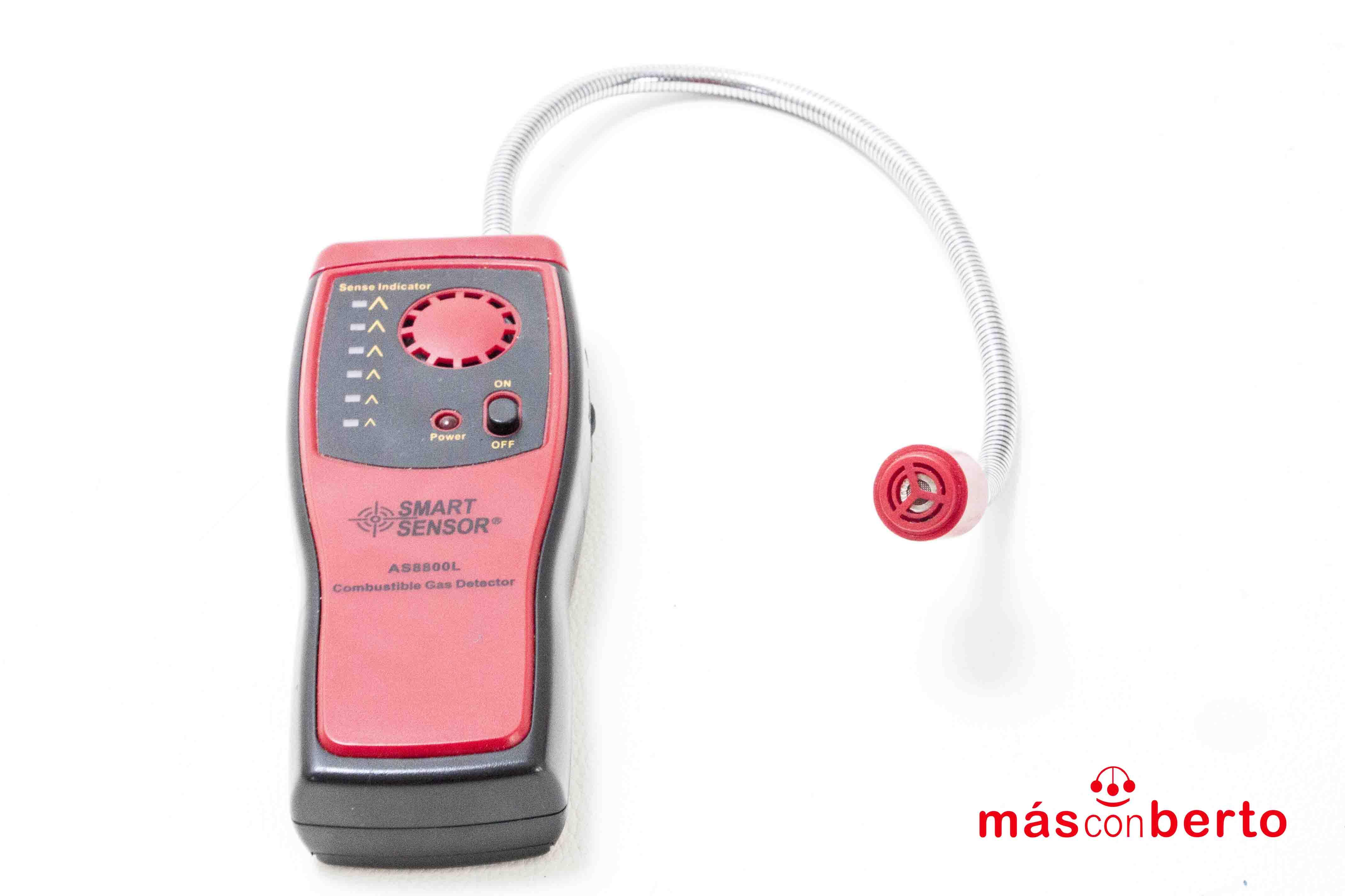 Detector de humos Smart...