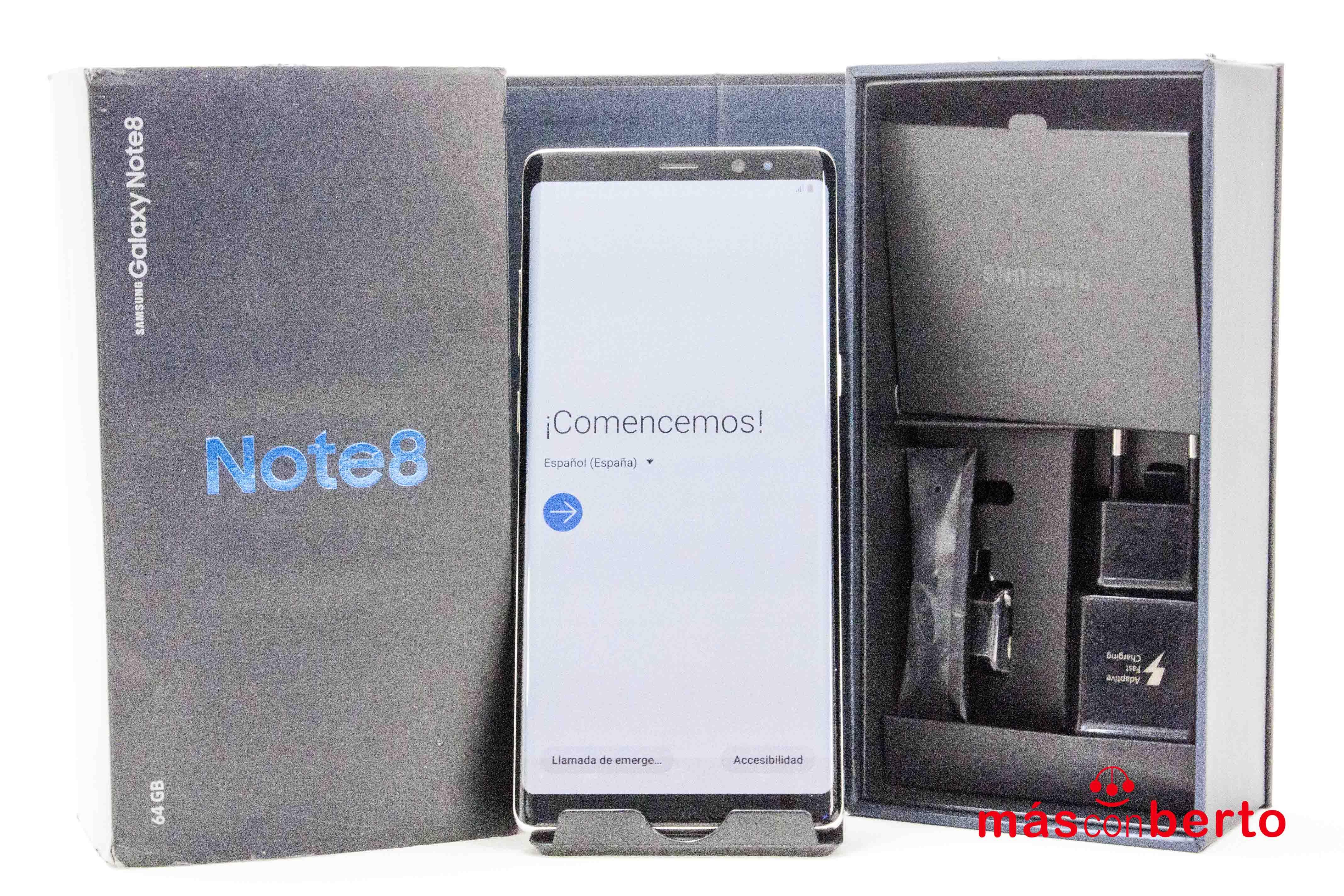 Móvil Samsung Note 8 64Gb...