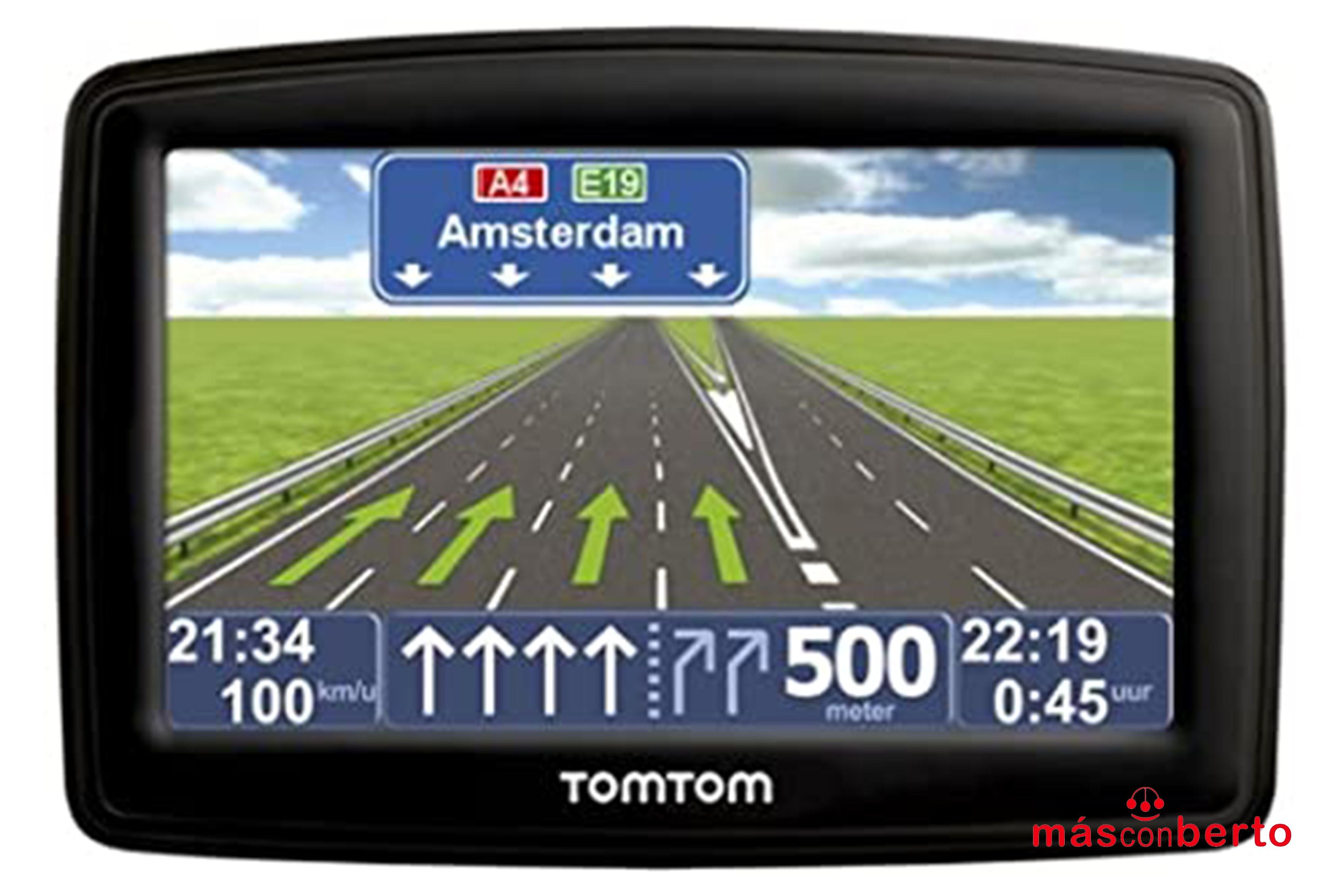 GPS Navegador TomTom XL