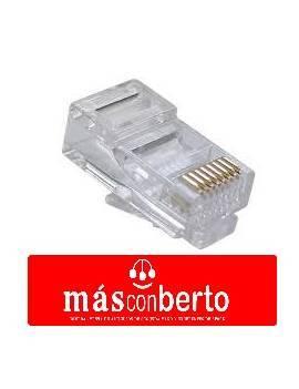 Conector RJ45 8 hilos