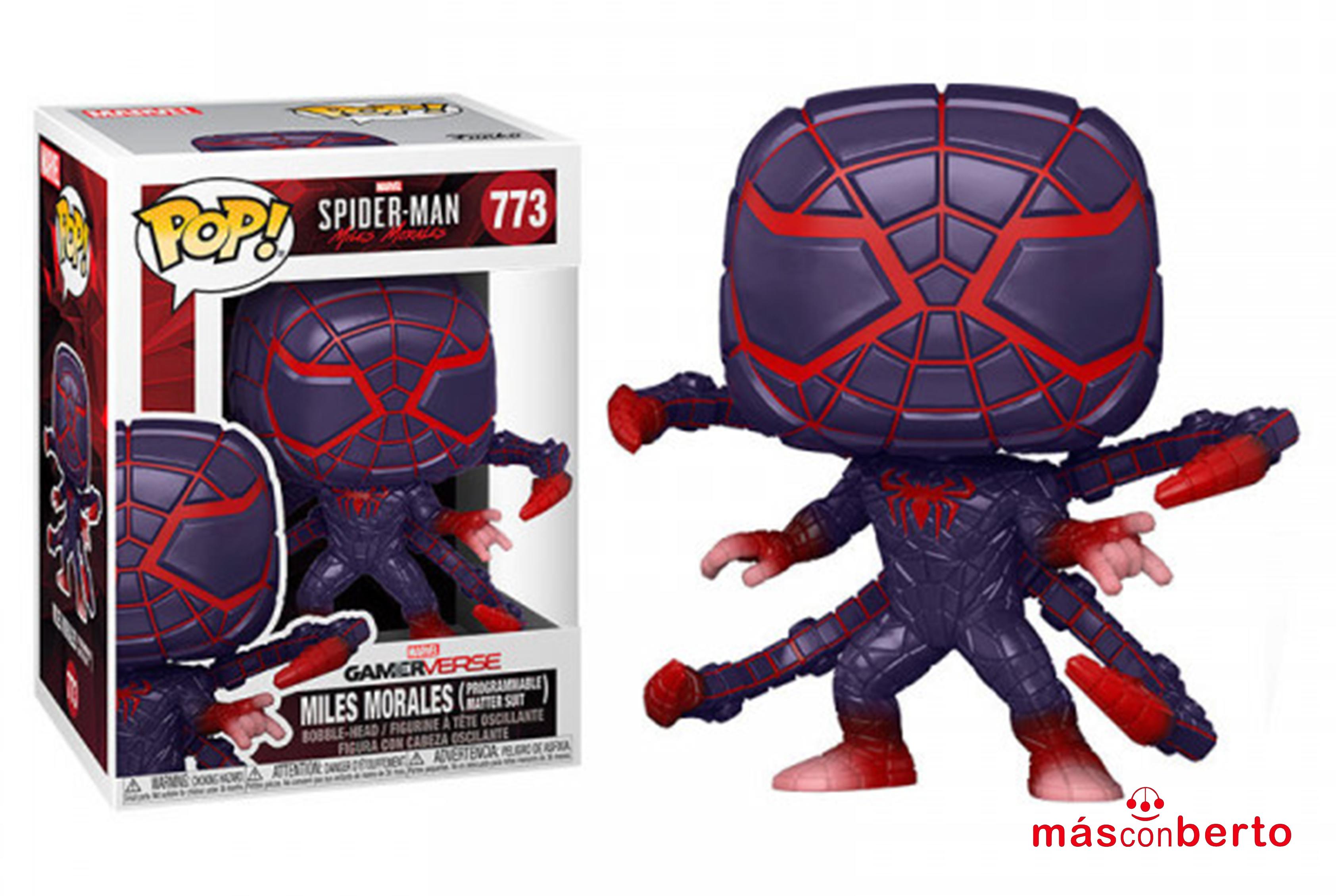 Funko Pop Spider-Man Miles...