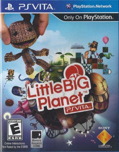 Juego PS Vita Little Big...