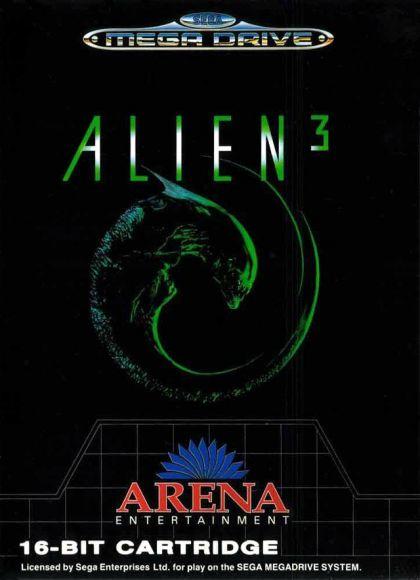 Juego Mega Drive Alien 3