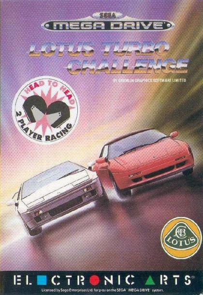 Juego Mega Drive Lotus...