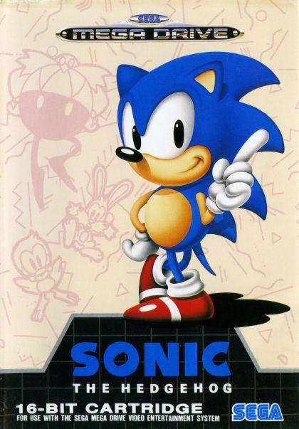 Juego Mega Drive Sonic The...