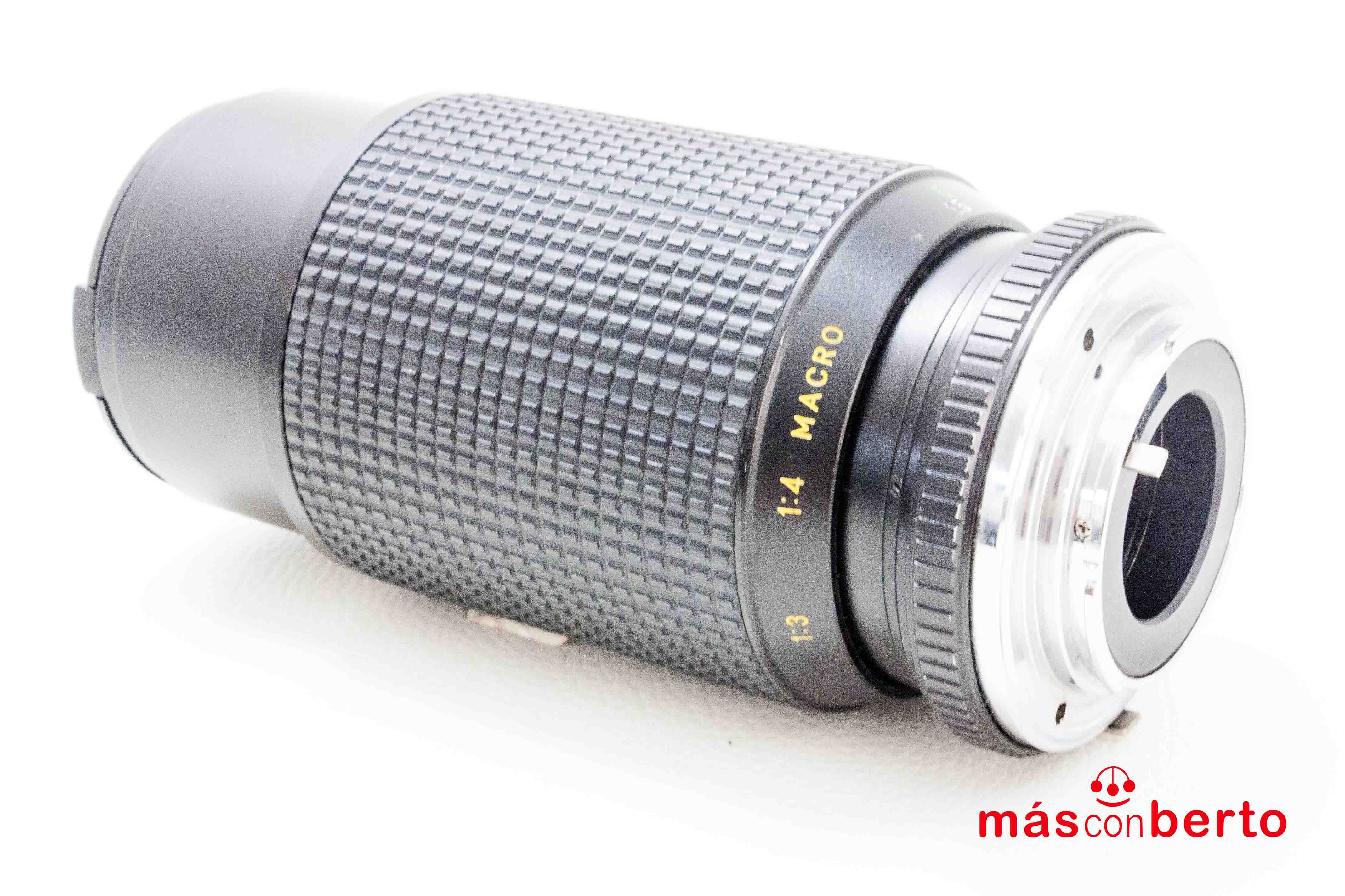 Objetivo Macro Zoom F=800-200