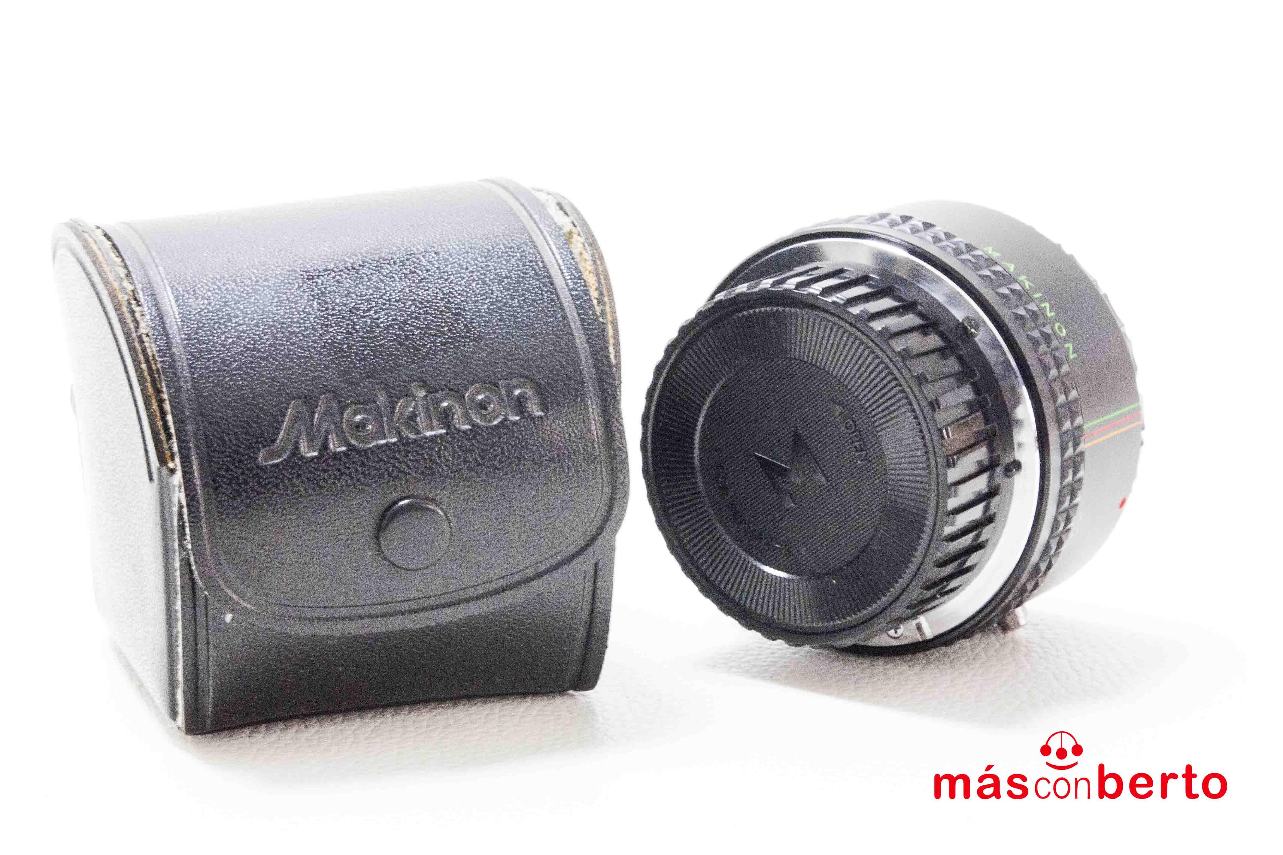 Objetivo Makinon X2 Converter