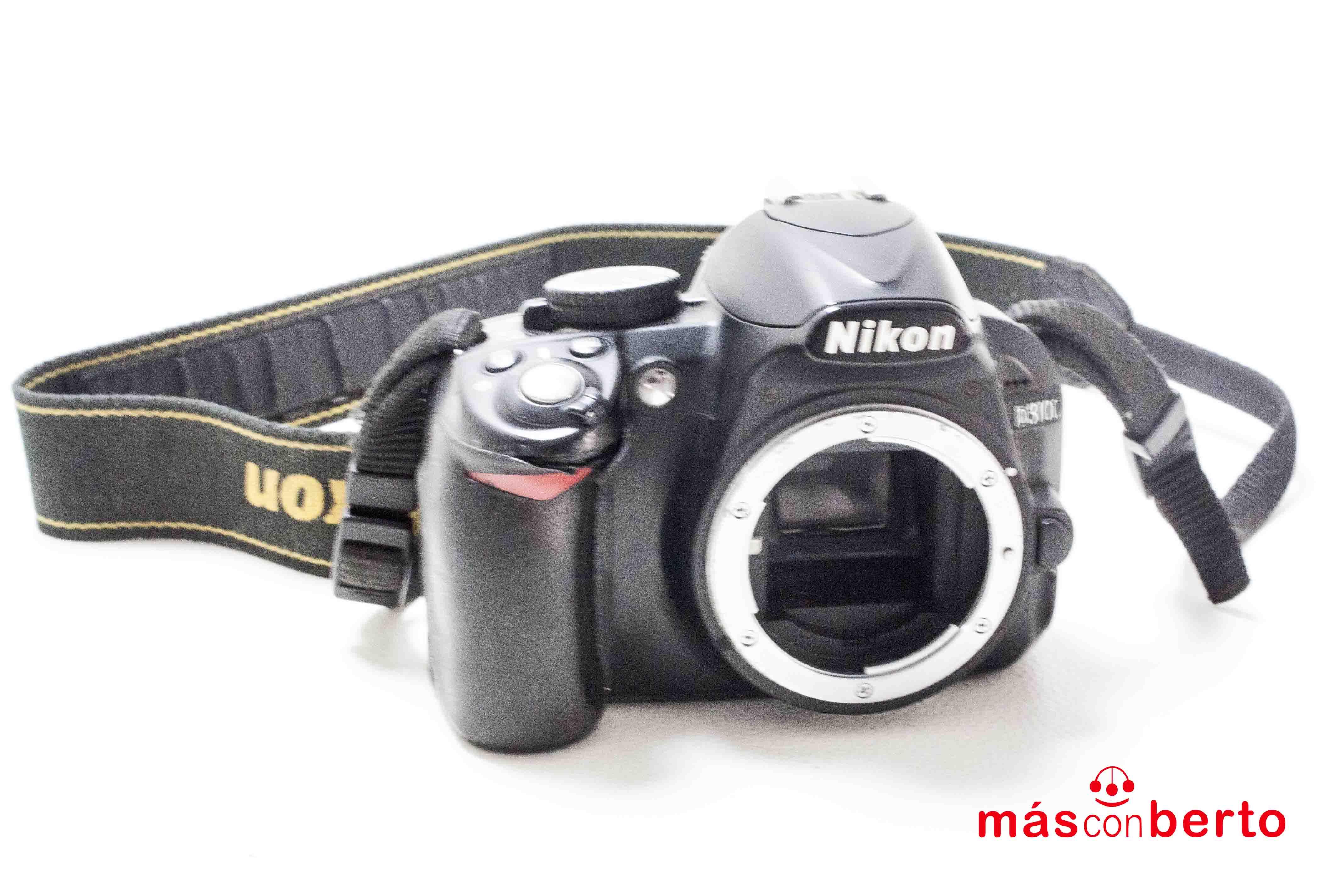 Cámara Nikon mod. D3100