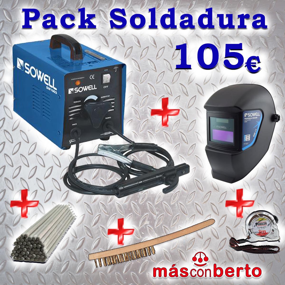Pack Soldadura SW1003
